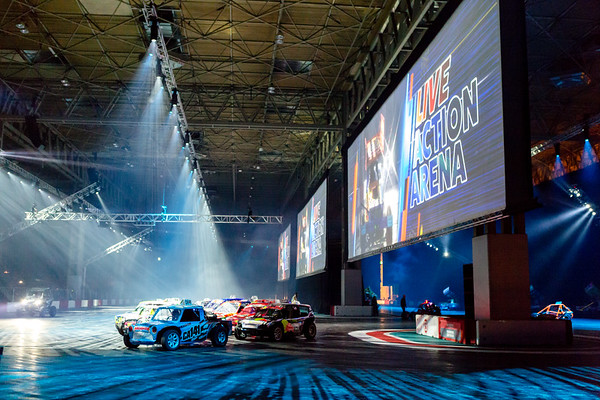 Autosport International 2017 - Live Action Arena