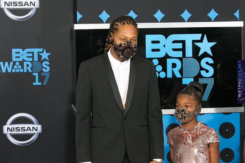 BET Awards Red Carpet 2017