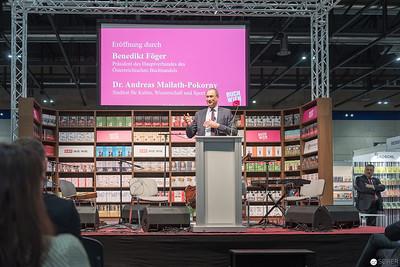 Eröffnung der Buch Wien 2017 (c) Michael Seirer Photography