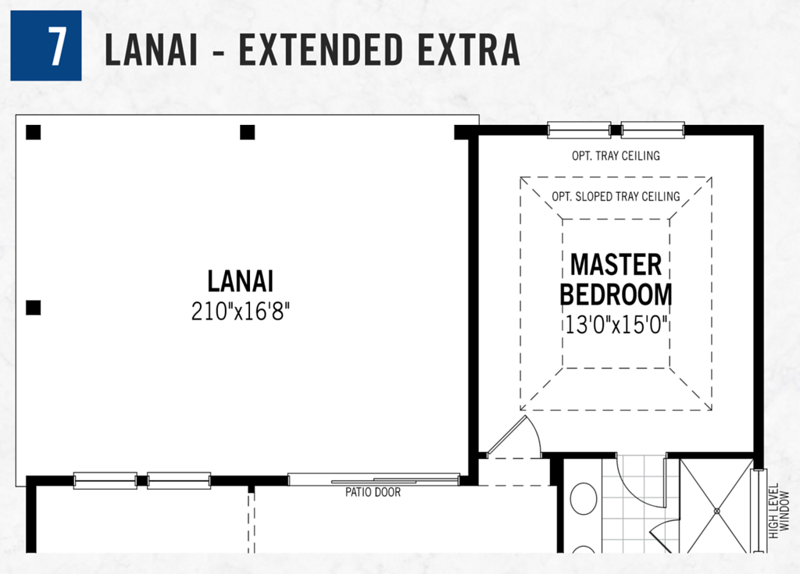 Lanai - Extended Extra