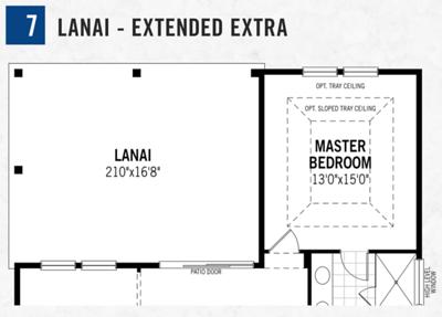 Lanai - Extended Extra