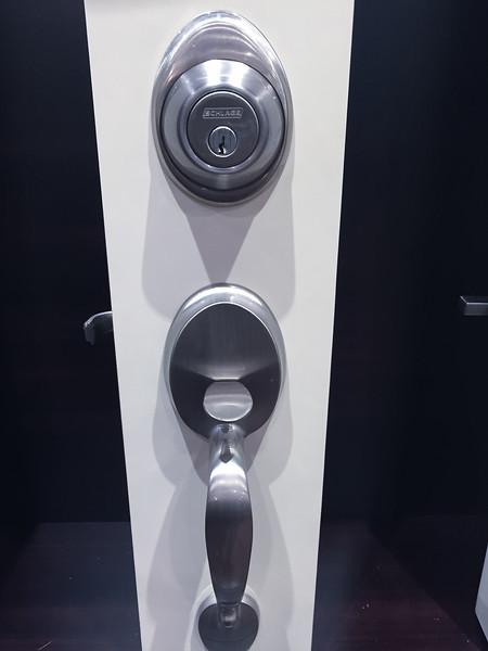 Selected Front Door Lock