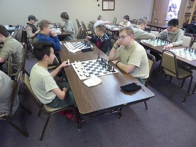 Chess Night Lock in - Nov 17-18