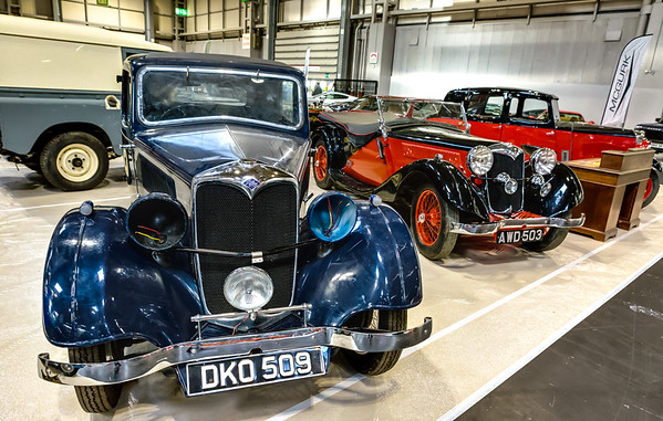 Lancaster Insurance Classic Motor Show 2017