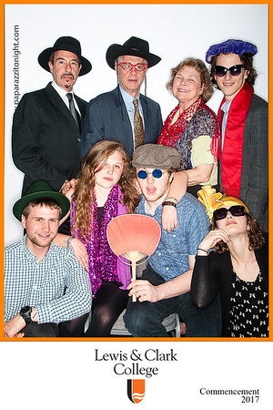 Commencement Banquet 2017 Photo Booth