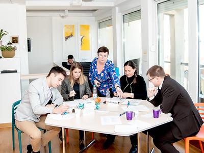 Communication skills workshop Belgrade Nov 2017