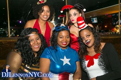 DJ LennoxNYC-6th Annual Halloween Costume Party