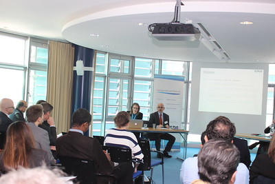 Data Diplomacy Roundtable, April 5,