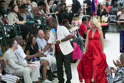 Fashion on The Hudson at Riverbank State Park (7.15.17)