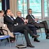 Mr Sari Setiogi Griberg, Dr Jovan Kurbalija and Mr Olivier Coutau.