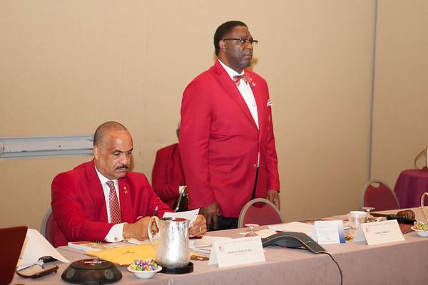 Grand Board Meeting - May 2017