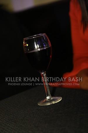 KILLER KHAN BIRTHDAY BASH 12.16.17