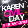 Karen Civil Day at the Barclays Center (12.12.17)