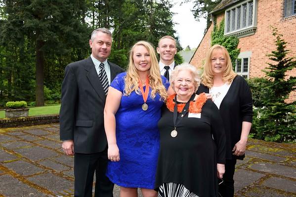 Legacy Graduates Reception