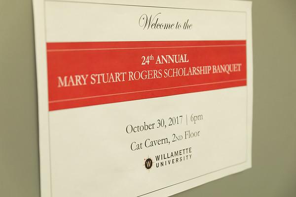 Mary Stuart Rogers Scholarship Banquet