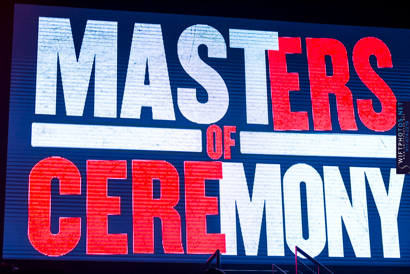 Masters of Ceremony @Barclays Center (11.3.17)