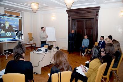 Media training workshop - Belgrade, Oct 2017