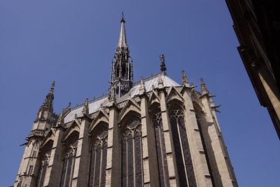 Sainte Chapelle in Paris
