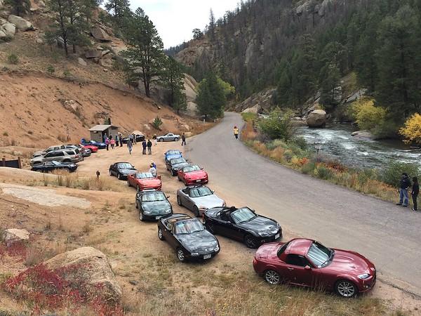 Pike's Peak Drive -September 23, 2017