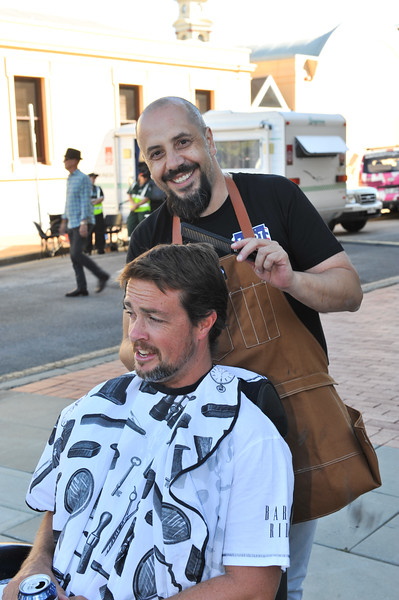 Street barbery