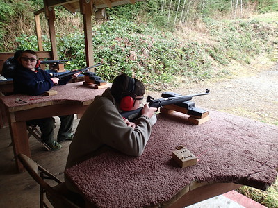 Shooting Sports Day -Mar 25