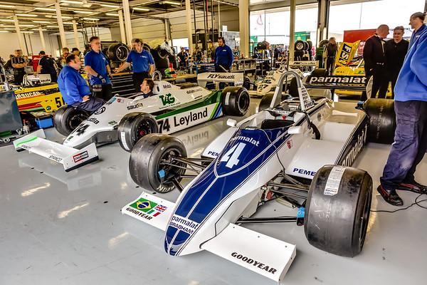 Silverstone Classic 2017