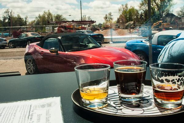 Spontaneous Brewery Drive - April 22, 2017