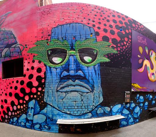 Street Art Explosion