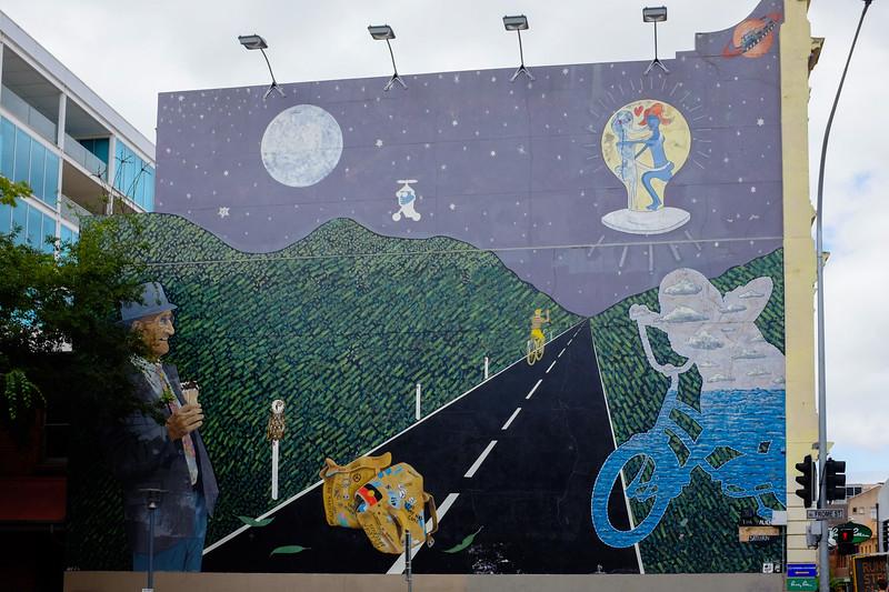 Daubist Mural No. 1