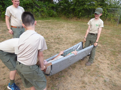 Troop Meeting - Aug 7