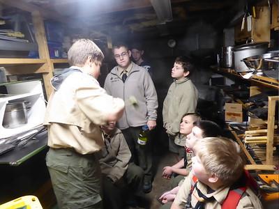 Troop Meeting - Dec 4