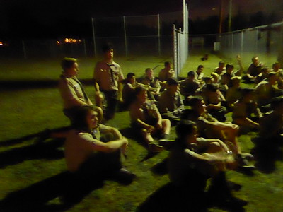 Troop Meeting - Sep 25