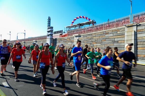 2017 Tunnel to Towers 5K Run & Walk - NEW YORK CITY