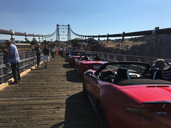 Visiting the Royal Gorge Bridge and Park - July 7-9, 2017