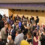 Eastern Economic Association Reception Held The New School NYC, USA - 2017.02.24 Credit: J Grassi