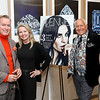 Montgomery Frazier, Suzanne Latapie, Ben Mindich<br /> AVENUE MAGAZINE Celebrates DE BEERS JEWELLERS New Home<br /> Held at DE BEERS JEWELLERY 716 Madison Avenue<br /> NYC, USA - 2017.03.01<br /> Credit: J Grassi