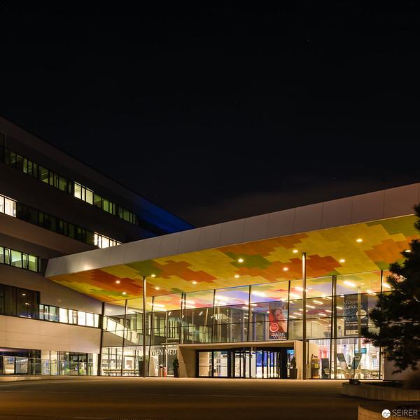Führung durch die Therme Wien inklusive Betriebsräumlichkeiten
