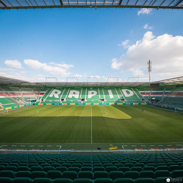 Allianz Stadion - Rapid Wien