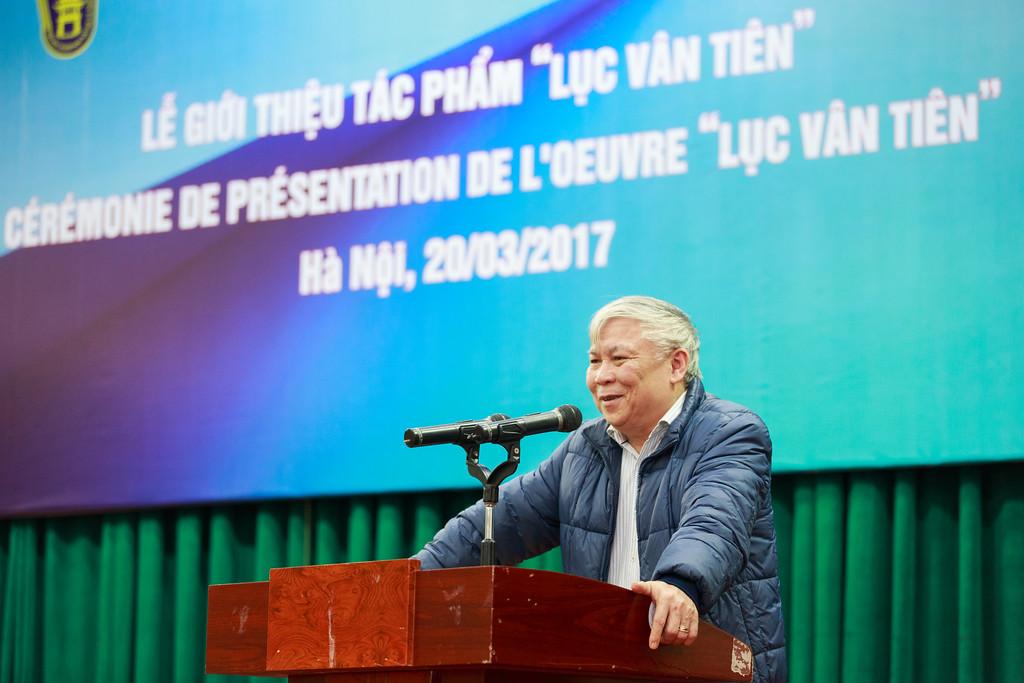 GS Trần Ngọc Vương