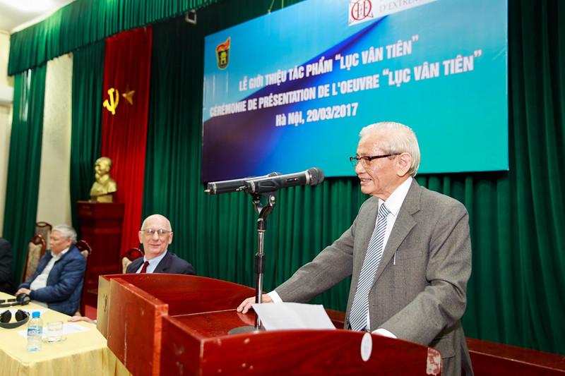 GS Phan Huy Lê