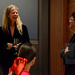 Yvonne Force Villareal, Marcia Mishaan, Michael Gross AVENUE MAGAZINE Presents the SALON DINNER & CONVERSATION about PUBLIC ART Featuring YVONNE FORCE VILLAREAL 10 Hudson Yards NYC, USA - 20 ...