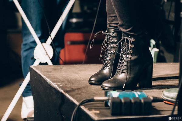 "Rose May Alaba - Live Konzert bei Diesel Event ""Make Love Not Walls"""