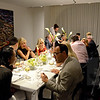 Atmosphere<br /> AVENUE MAGAZINE Presents an Insider Dinner and Preview of the Late Architect Zaha Hadid's Final Luxury Condo Complex Over the High Line 520 West 28th Street  <br /> NYC, USA - 2017.04.27<br /> Credit: Lukas Greyson
