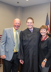 Judge Clay Lee Swearing In Ceremony
