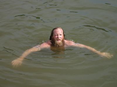 Captain Red Beard.