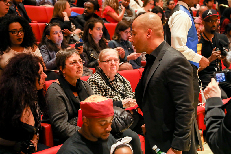 Close Rikers & Free America: Power Of The People Discussion<br /> Held at The New School<br /> NYC, USA - 2017.05.08<br /> Credit: J Grassi