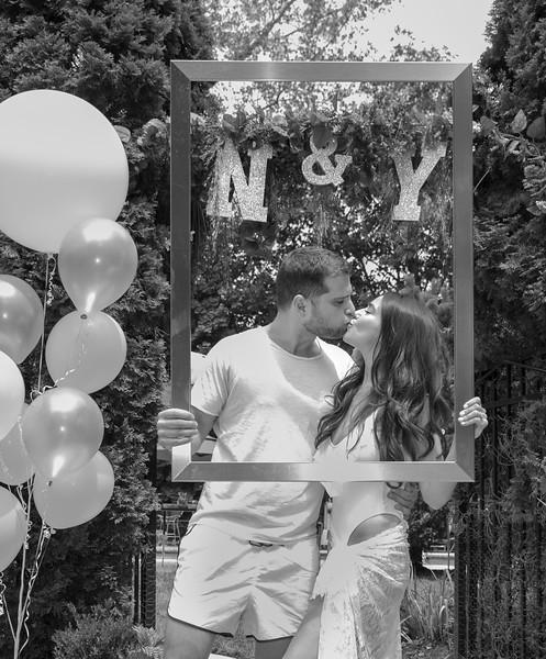Yoav and Natalie Engagement Party<br /> Demarest, NJ - 07.29.17<br /> Credit: Christopher Ernst