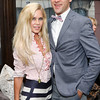 Michelle-Marie Heinemann, Isaac Lazerson<br /> The Zweben Team at Douglas Elliman hosts a launch party at 73 Bleecker with AVENUE Magazine and Tourneau<br /> New York, NY - 2017.08.01<br /> Credit: J Grassi