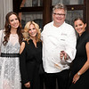 Natalie Stone-Abraham, Randi Schatz, David Burke, Gretchen Matthews<br /> The Zweben Team at Douglas Elliman hosts a launch party at 73 Bleecker with AVENUE Magazine and Tourneau<br /> New York, NY - 2017.08.01<br /> Credit: J Grassi