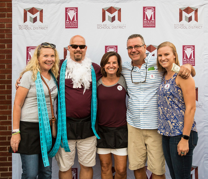 Moline Public Schools Foundation Fundraiser at Hafners